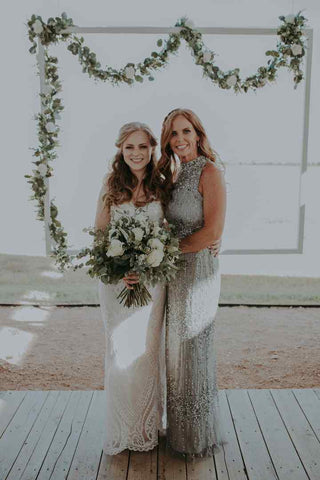 Mother of the bride wedding day dresses