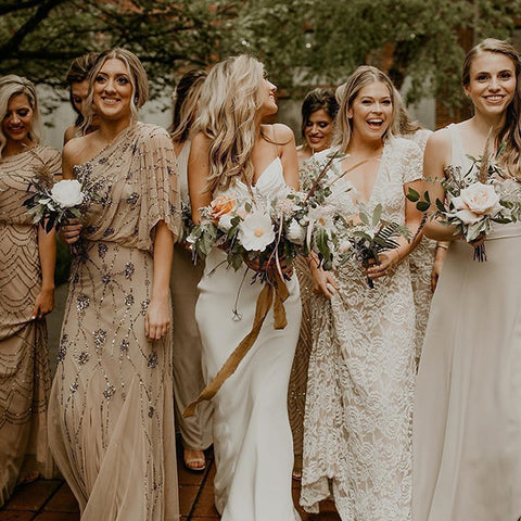 Spring/Summer Bridesmaid Style Gallery - Ideas & Inspiration