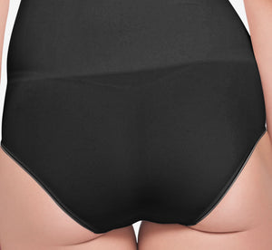 Cameo High Waist Brief In Black