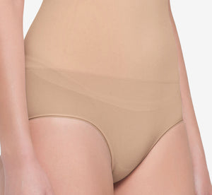 Cameo High Waist Brief In Naked