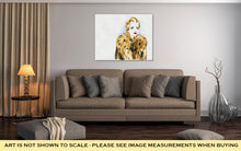 Load image into Gallery viewer, Gallery Wrapped Canvas, Abstract Watercolor Woman Portrait