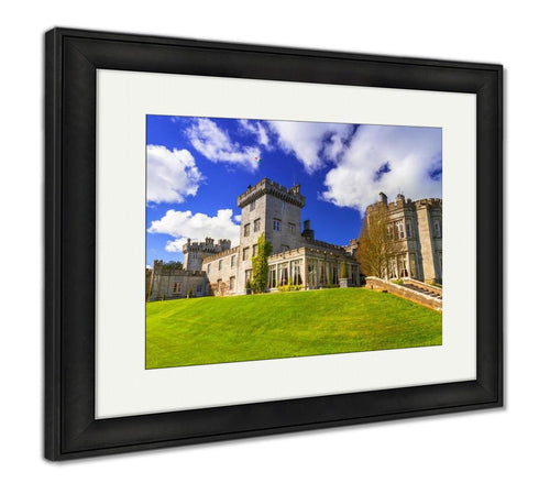 Framed Print, Dromoland Castle In Co Clare Ireland
