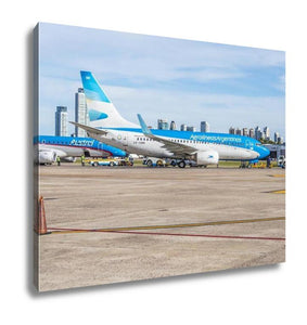 Gallery Wrapped Canvas, Buenos Aires Jorge Newbery Airport Argentina