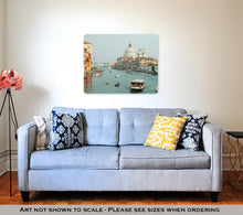 Load image into Gallery viewer, Metal Panel Print, Venice Italy