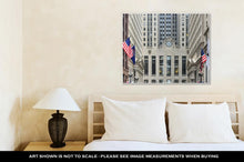 Load image into Gallery viewer, Gallery Wrapped Canvas, Chicago Board Of Trade Building