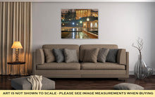 Load image into Gallery viewer, Gallery Wrapped Canvas, Philadelphia Art Museum At Night As The Famous City Attractions