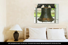 Load image into Gallery viewer, Gallery Wrapped Canvas, Philadelphiliberty Bell