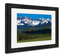 Load image into Gallery viewer, Framed Print, San Juan Mountains