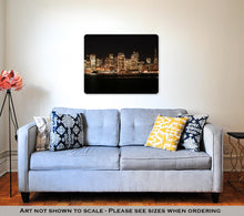 Load image into Gallery viewer, Metal Panel Print, Sf Skyline
