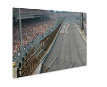 Load image into Gallery viewer, Metal Panel Print, Brickyard