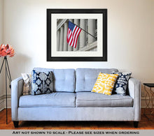 Load image into Gallery viewer, Framed Print, Washington Dc Washington Federal Building