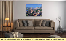 Load image into Gallery viewer, Gallery Wrapped Canvas, Boston Aerial View