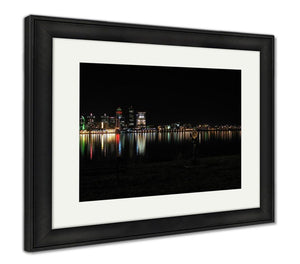 Framed Print, Louisville