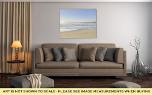 Gallery Wrapped Canvas, Long Beach In Pacific Rim National Park Vancouver Island Canada