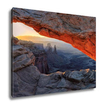 Load image into Gallery viewer, Gallery Wrapped Canvas, Sunrise Mesarch Canyonlands National Park Near Moab Utah USA