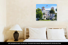 Load image into Gallery viewer, Metal Panel Print, Balbopark Naval Medical Center San Diego