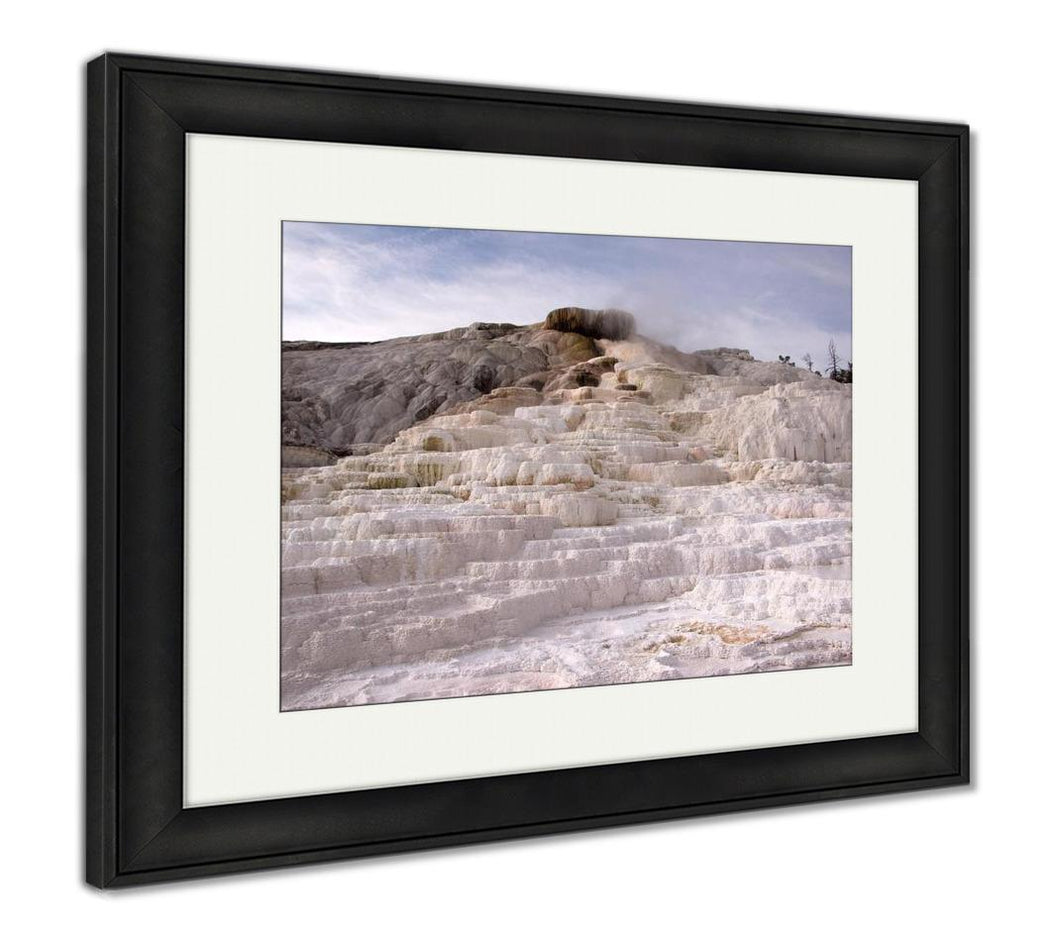 Framed Print, Grant Park Yellowstone National Park USA