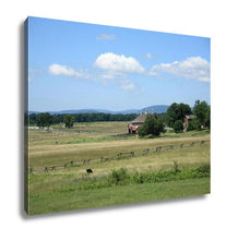 Load image into Gallery viewer, Gallery Wrapped Canvas, Grant Park Pennsylvanibattlefield Gettysburg