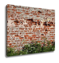Load image into Gallery viewer, Gallery Wrapped Canvas, Old Faithful Wall Part Spasoprilutsky Monastery Vologdcity Russi
