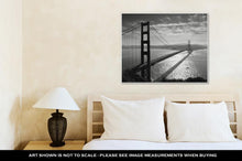 Load image into Gallery viewer, Gallery Wrapped Canvas, San Francisco Golden Gate Bridge