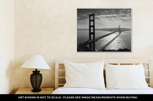 Gallery Wrapped Canvas, San Francisco Golden Gate Bridge