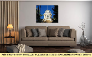 Gallery Wrapped Canvas, Nevadstate Capitol Building Has Been Landmark Carson City Since Travel City