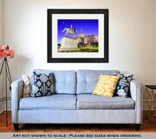 Load image into Gallery viewer, Framed Print, Capitol Building Columbisouth Carolinusat State House
