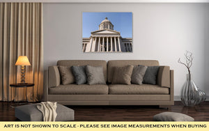 Gallery Wrapped Canvas, Capitol Building Washington State Capitol