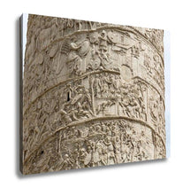Load image into Gallery viewer, Gallery Wrapped Canvas, Column Of Tajan Roman Triumphal Column In Rome Italy