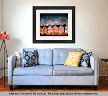 Load image into Gallery viewer, Framed Print, Urban Landscape San Francisco