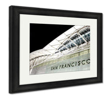 Load image into Gallery viewer, Framed Print, San Francisco Airport