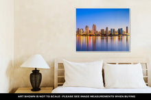 Load image into Gallery viewer, Gallery Wrapped Canvas, San Diego Californiusskyline