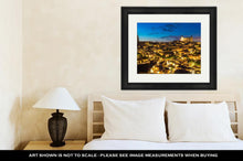 Load image into Gallery viewer, Framed Print, Toledo At Dusk In Spain