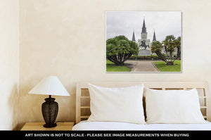 Gallery Wrapped Canvas, Jackson Square New Orleans