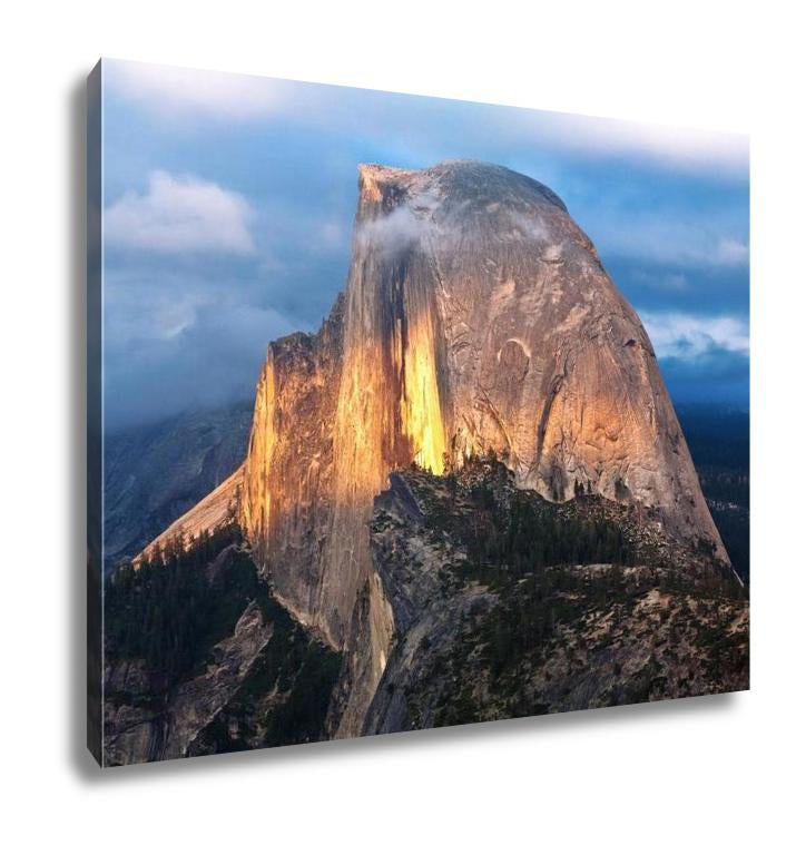 Gallery Wrapped Canvas, Half Dome
