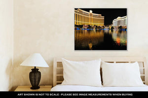 Gallery Wrapped Canvas, Las Vegas Strip