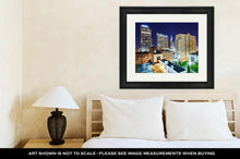 Load image into Gallery viewer, Framed Print, Nashville Tennessee