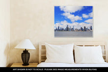 Load image into Gallery viewer, Gallery Wrapped Canvas, Chicago City Urban Skyline