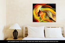 Load image into Gallery viewer, Gallery Wrapped Canvas, Abstract Expressionism Game Of Inner Paint