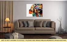 Load image into Gallery viewer, Gallery Wrapped Canvas, Abstract Expressionism Mind Painting