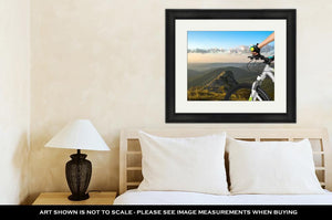 Framed Print, Bicycle