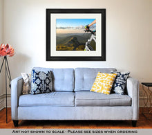 Load image into Gallery viewer, Framed Print, Bicycle