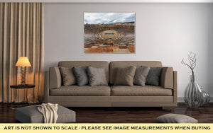Gallery Wrapped Canvas, Arena Di Verona The Roman Amphitheatre Of Verona Interior View