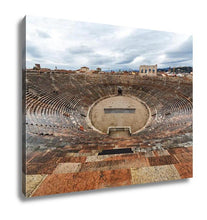 Load image into Gallery viewer, Gallery Wrapped Canvas, Arena Di Verona The Roman Amphitheatre Of Verona Interior View