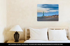 Metal Panel Print, Blackpool Tower England