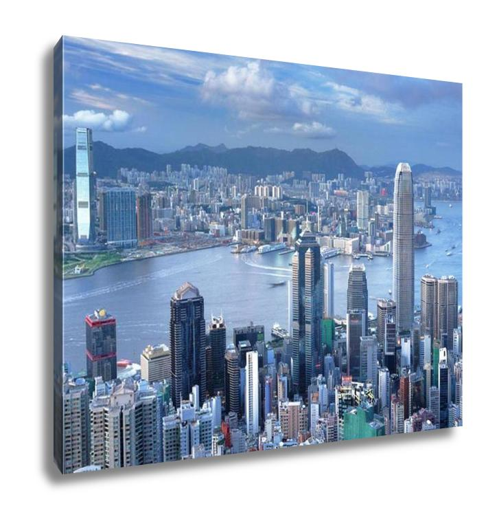 Gallery Wrapped Canvas, Hong Kong