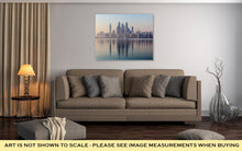 Load image into Gallery viewer, Gallery Wrapped Canvas, Dubai Marinskyscrapers