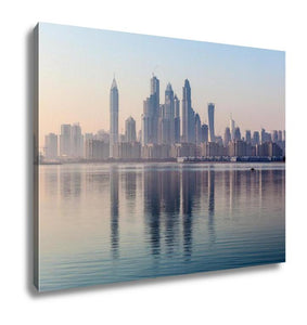 Gallery Wrapped Canvas, Dubai Marinskyscrapers