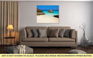 Gallery Wrapped Canvas, Similan Islands Thailand Phuket