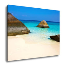 Load image into Gallery viewer, Gallery Wrapped Canvas, Similan Islands Thailand Phuket